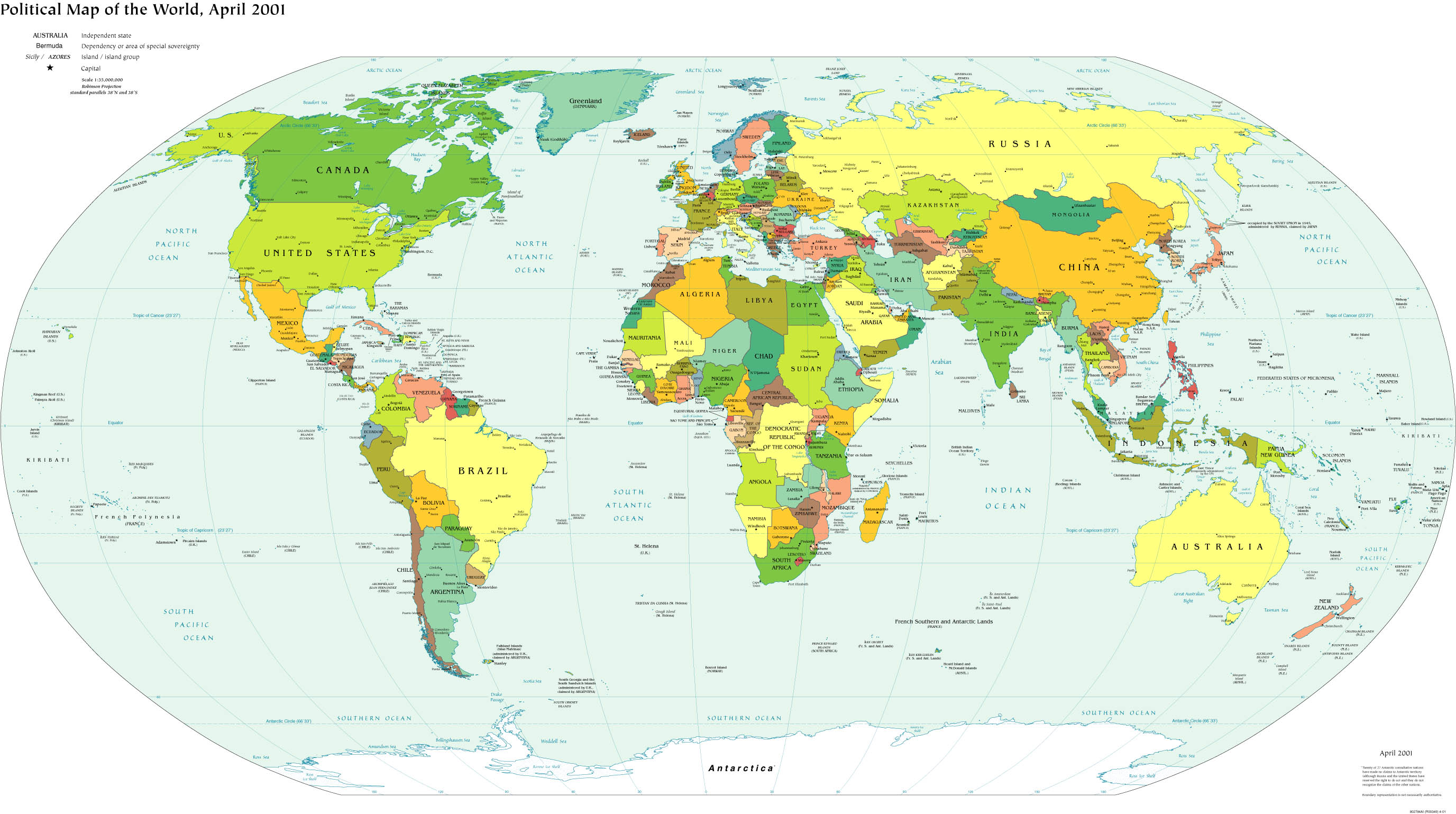 Maps download world map map europe usa asia oceania world map political world map political gumiabroncs Choice Image