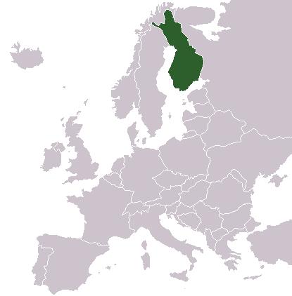 Finnland Karte Regionen.Landkarte Finnland Landkarten Download Finnlandkarte