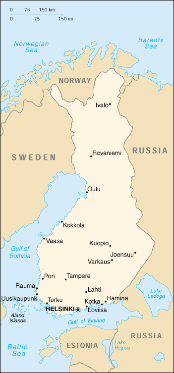 Finland in Maps - a Link Atlas