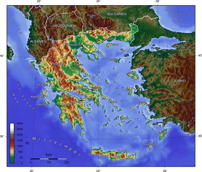 Kreikan Pinnanmuodot Kuvia Kysy Kirjastonhoitajalta