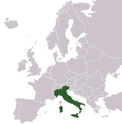 Europa Italien