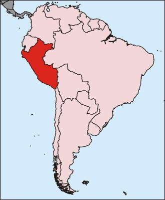 Peru Karte Südamerika.Landkarte Peru Landkarten Download Perukarte Peru Landkarte