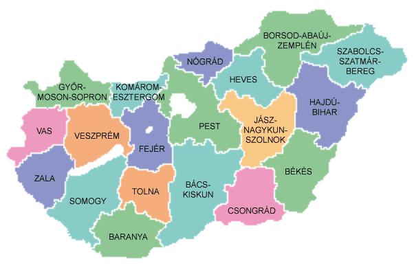 Landkarte Ungarn Landkarten Download Ungarnkarte Ungarn