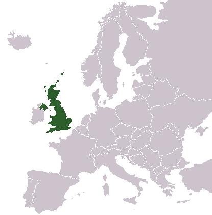 Großbritannien Karte Umriss.Landkarten Download Landkarte Vereinigtes Königreich Irland